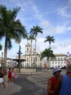 CATEDRAL DE SANTIAGO DE BAHIA