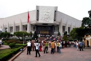 MUSEO DE HISTORIA DE VIETNAM