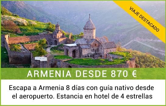 Viajes a Armenia